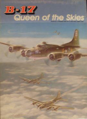 Queen of the Sky, el juego original de Avalon Hill