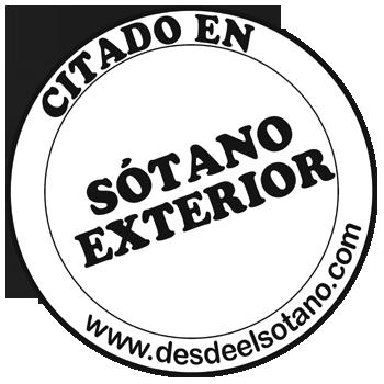 logotipo citado en Sótano Exterior